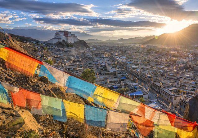 Lhassa (Tibet)