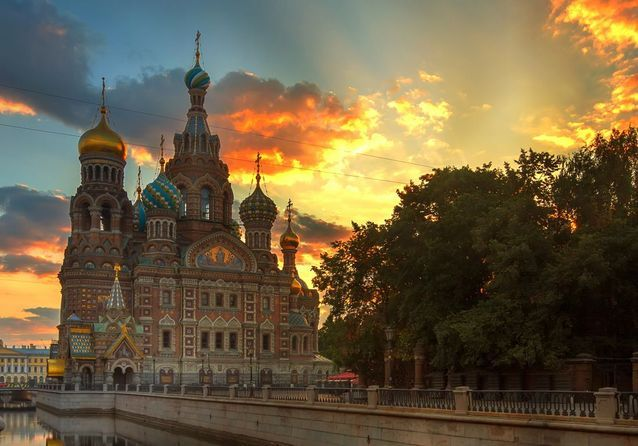 Saint-Pétersbourg (Russie)
