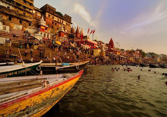 Varanasi (Inde)