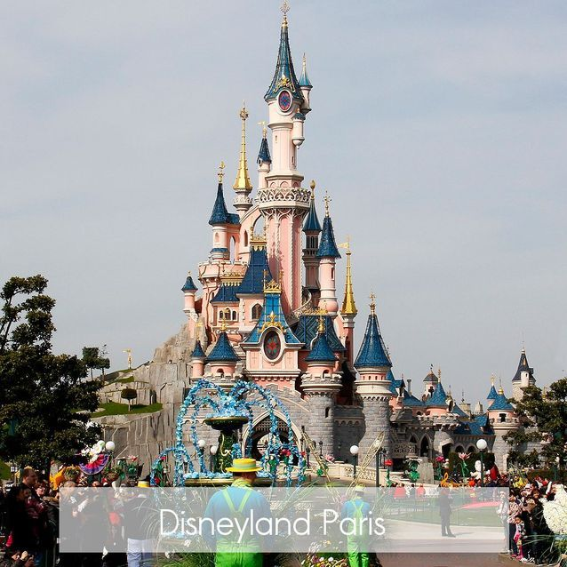 Disneyland  Paris (France)