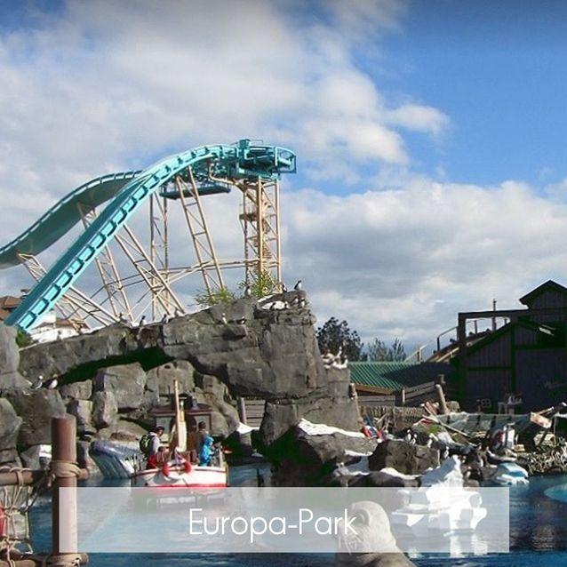 Europa-Park à Rust (Allemagne)