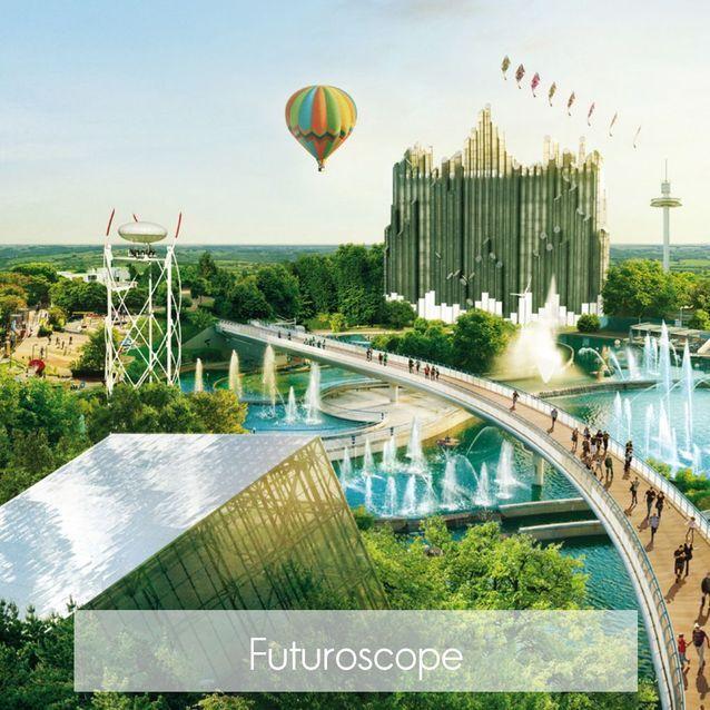 Futuroscope à Poitiers (France)