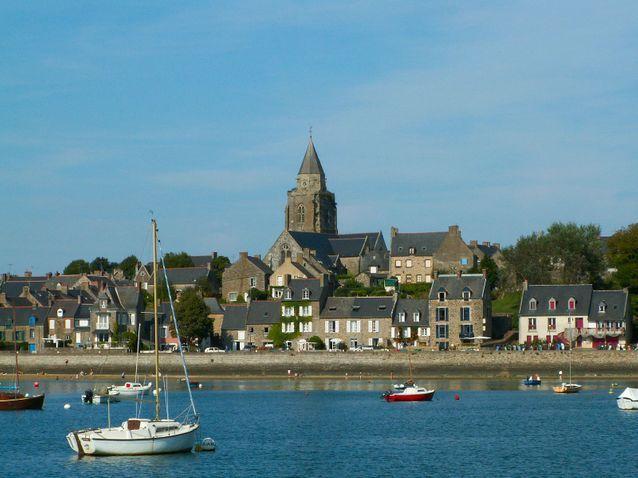 Saint-Suliac, en Bretagne
