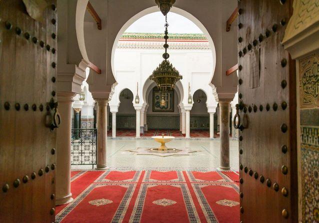 L'université Al Quaraouiyine à Fès, au Maroc