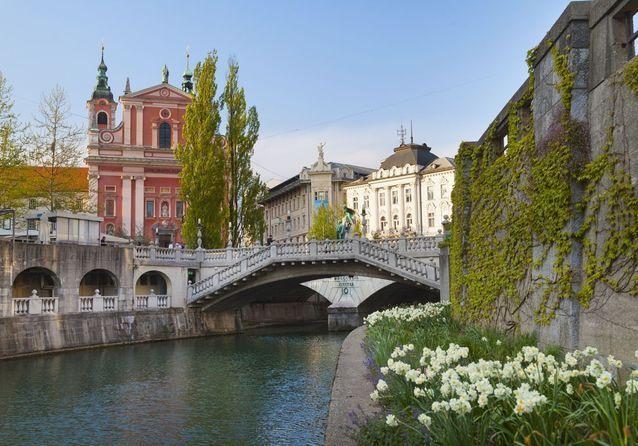 Ljubljana, en Slovénie
