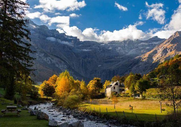 Luz-Saint-Sauveur, dans les Hautes-Pyrénées