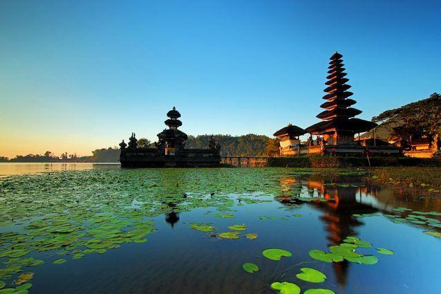 Bon Bali, En Indonésie