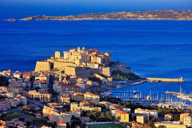 Calvi, en Corse