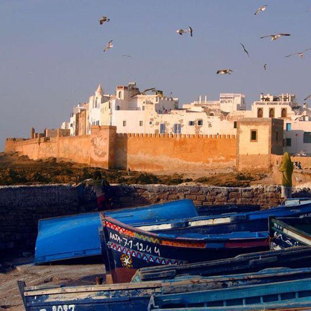 Essaouira, au Maroc