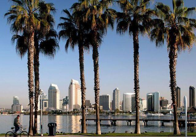 San Diego, aux Etats-Unis