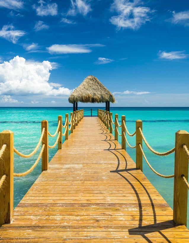 2) Les îles Caraïbes