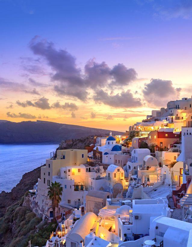6) La Grèce