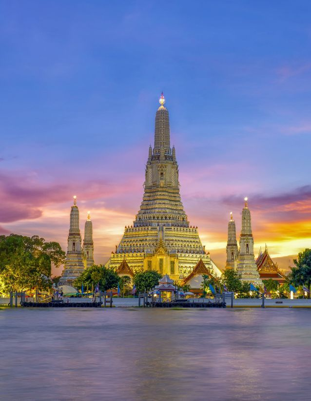 7) La Thaïlande