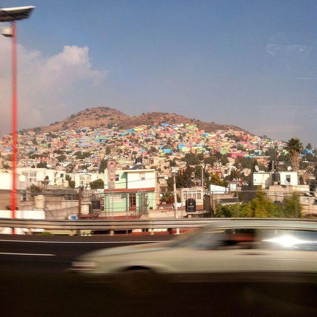 De retour à Mexico