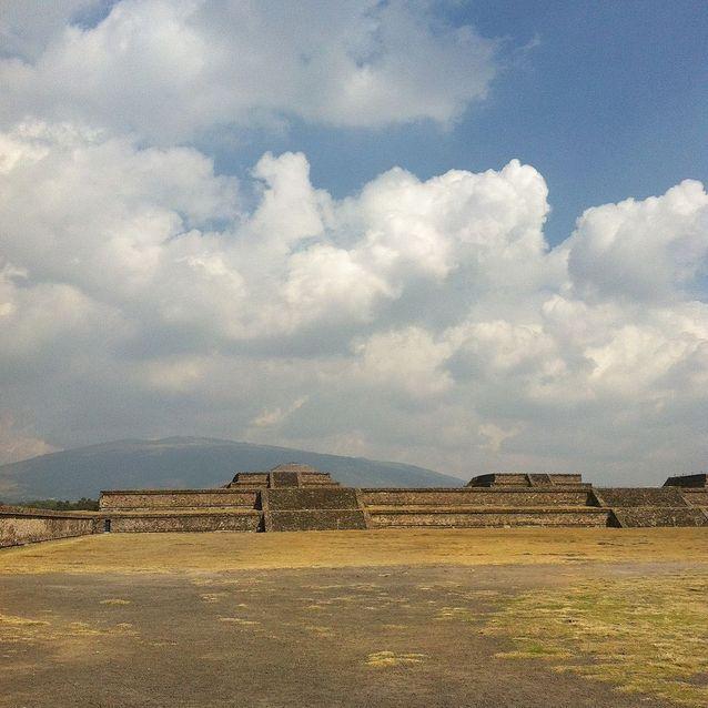 La cité préhispanique