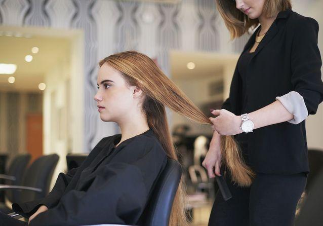 S'offrir une nouvelle coupe de cheveux