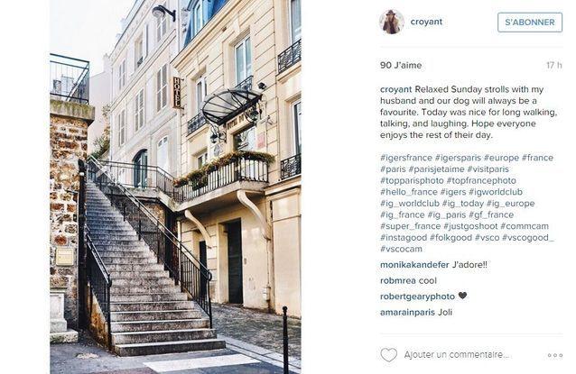 Escaliers parisiens