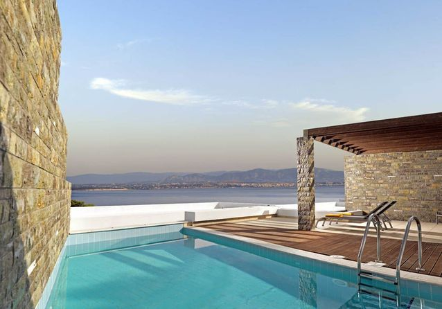 Les meilleures adresses d'hôtels avec piscine privée