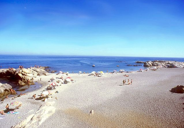 Plage Andalousie : Playa Benalnatura