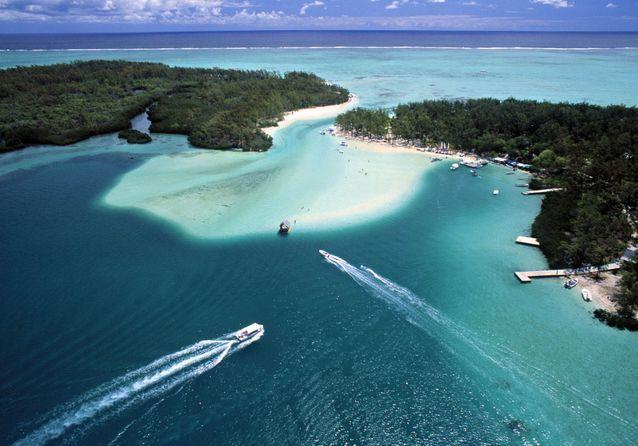 L'île Maurice, dans l'archipel des Mascareignes