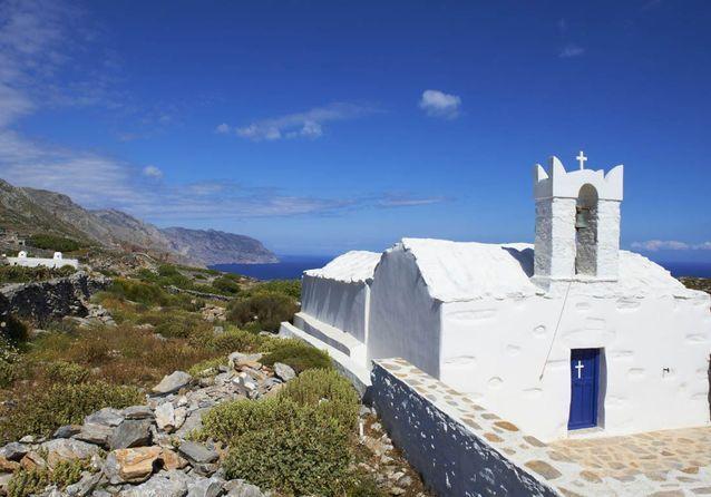 L'île d'Amorgos