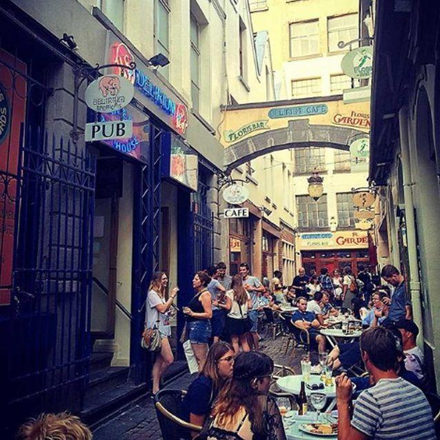 Où boire une bière à Bruxelles ?