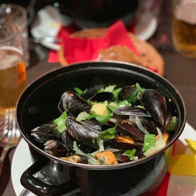 Où manger des moules frites à Bruxelles ?