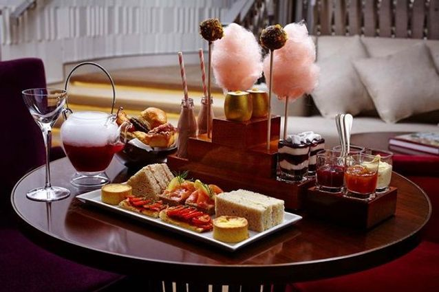 Un afternoon tea ?