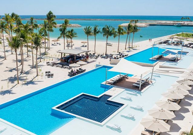 Résider au Kappa Club Oman Fanar Hotel 5*