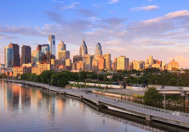 Brancher des bars à Philadelphie