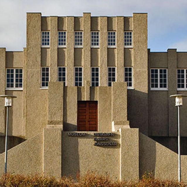 Le musée Einar Jónsson