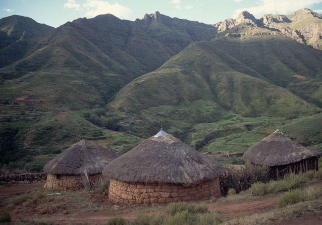 Le Lesotho, où dormir