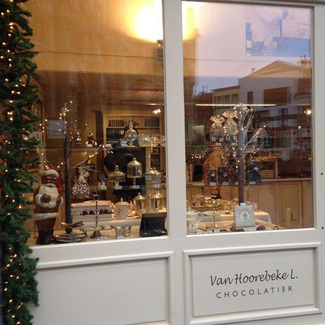 Chocolaterie Van Hoorebeke L.