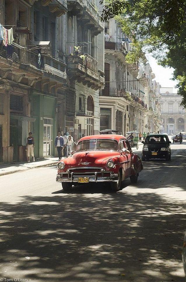 Pour leurs collections de voitures vintage si photogéniques.