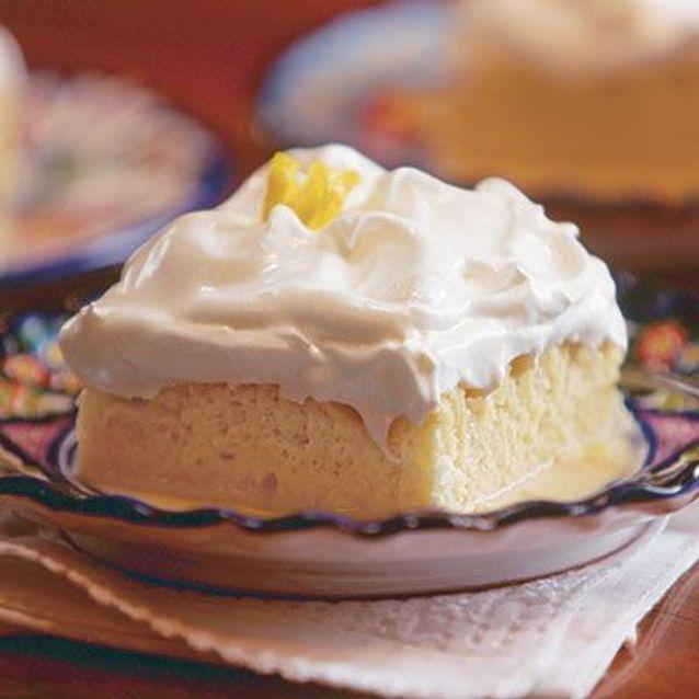 Pour se laisser tenter par un de leurs desserts, le « Tres Leches ».