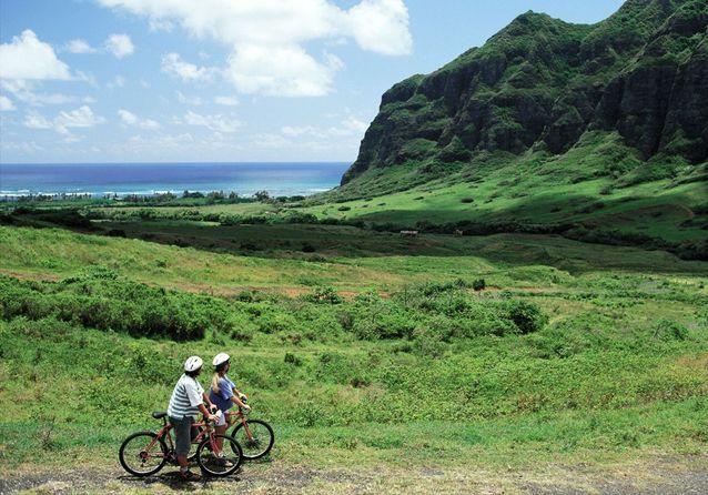 Une randonnée en VTT en Martinique