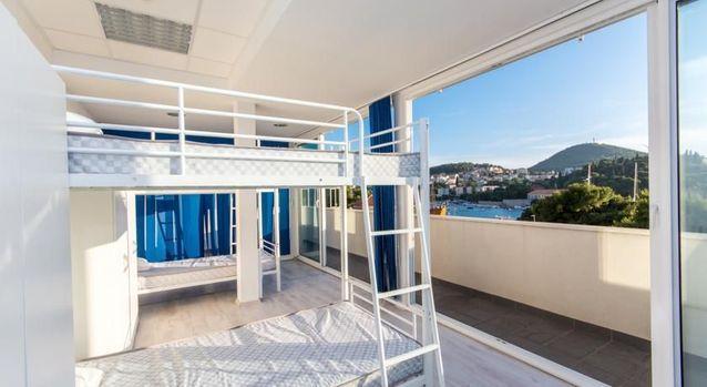 Dubrovnik en Croatie : l'Hostel Petra Marina