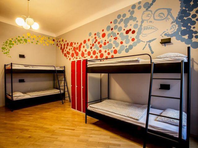 Prague en République Tchèque : l'Ahoy! Hostel