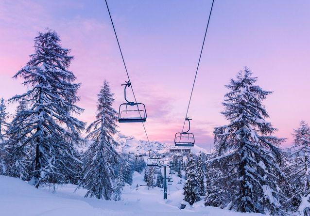 Les plus belles stations de ski en France