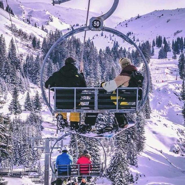 Avoriaz (Haute Savoie)