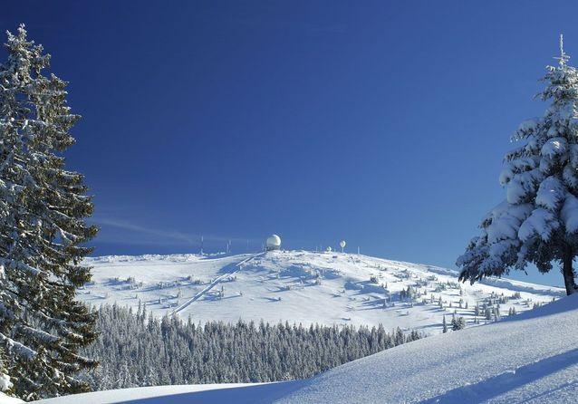 Ski Dans Le Jura Les Meilleures Stations En Hiver Elle