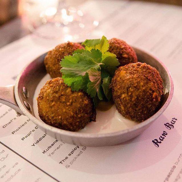 Un déjeuner méditerranéo-israélien chez The Paloma