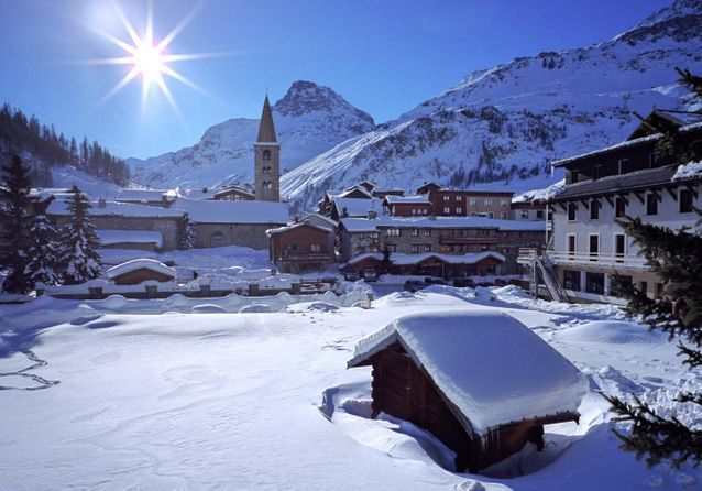 Alpes du nord : nos stations de ski préférées