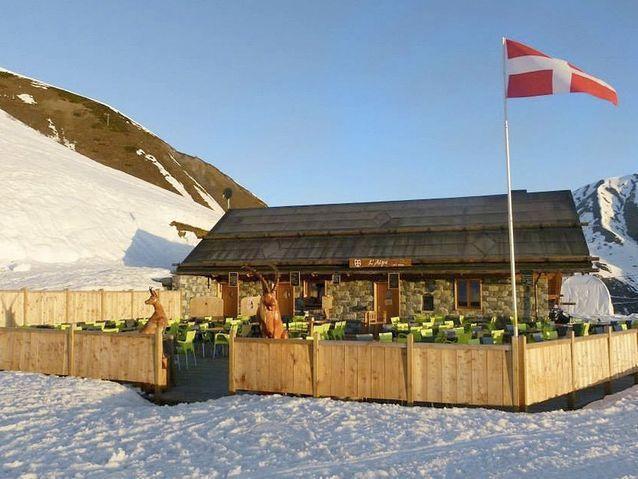 Les Sybelles - Restaurant d'altitude L'Alpe