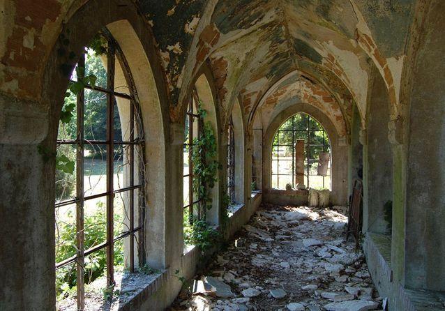 Urbex : 10 photos qui vous convaincront de la poésie des lieux abandonnés