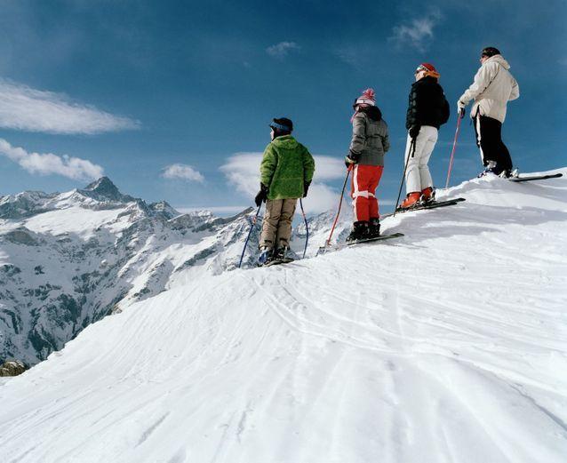 L'option… vacances au ski à l'étranger
