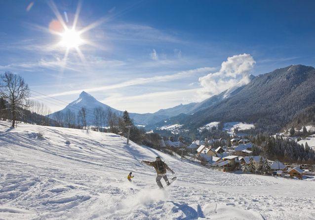 L'option... vacances au ski à petit prix