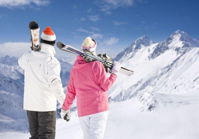 L'option... vacances au ski en amoureux
