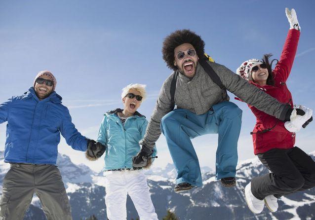 L'option... vacances au ski entre étudiants