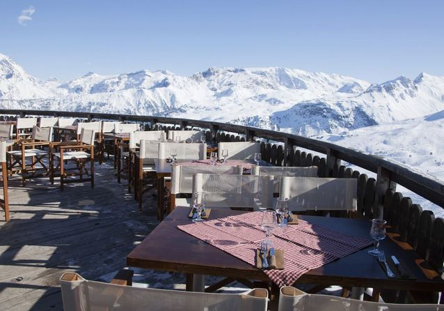 L'option… vacances au ski gastronome